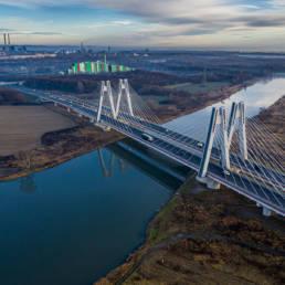 Most Kardynała Macharskiego w Krakowie